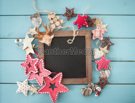 rustic decoration for christmas