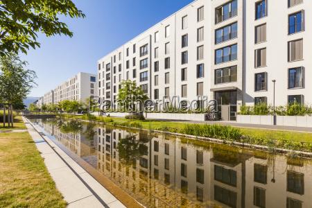 germany heidelberg bahnstadt passive house development