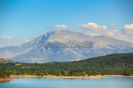 lake peruca in croatia