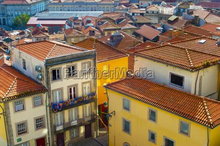 porto old town architecture portugal