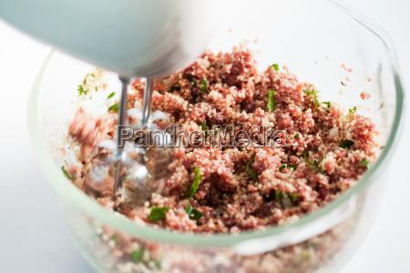 step by step levantine cuisine kibbeh