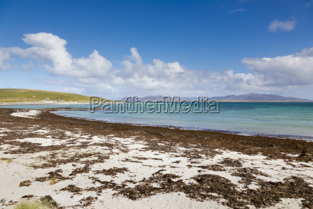 east beach berneray north uist outer