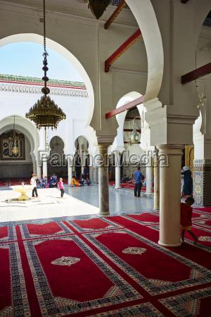 zaouia moulay idriss ii in medina