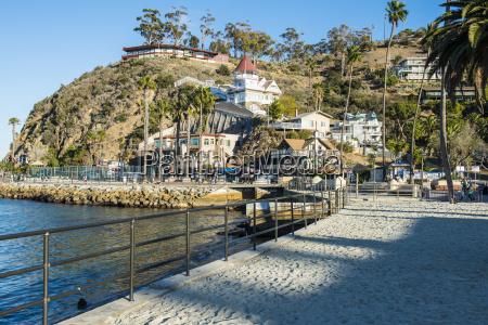 the town of avalon santa catalina