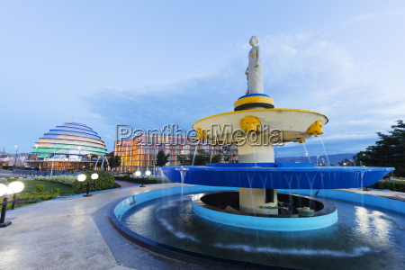 radisson hotel and convention center kigali