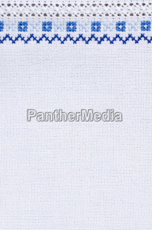 design of ethnic pattern embroidery texture