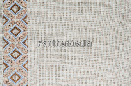 embroidery texture flat stitch