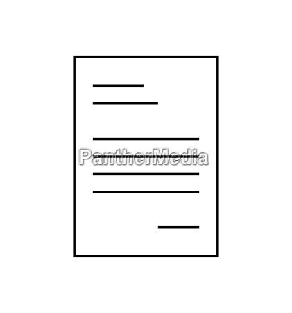 paper document file web icon vector
