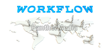 workflow global business