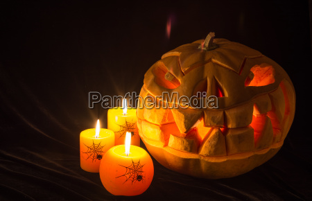 halloween holiday there are halloween pumpkin
