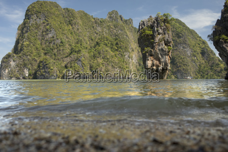 james bond island during daytime phang