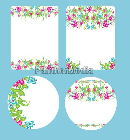 beautiful floral wedding design