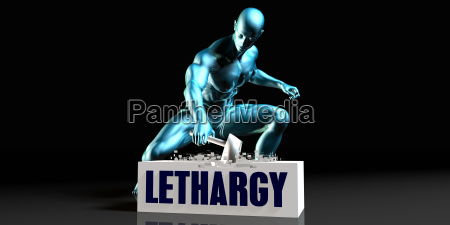 get rid of lethargy