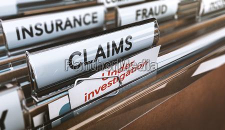 insurance company fraud bogus claims under