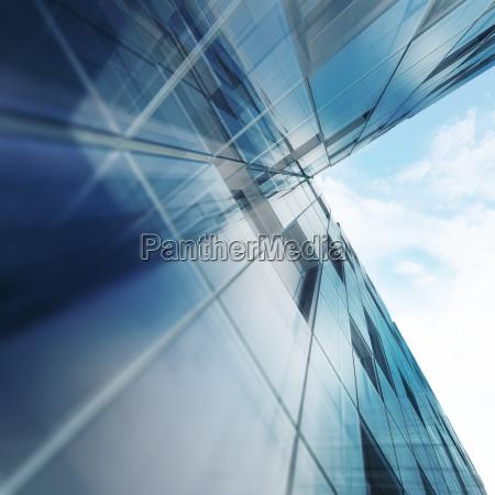 abstract architecture 3d rendering