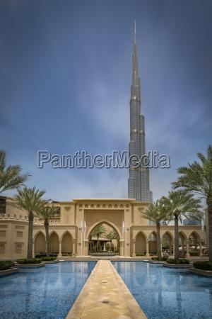 united arab emirates dubai burj khalifa