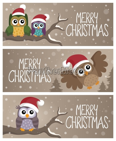 merry christmas topic banners 2