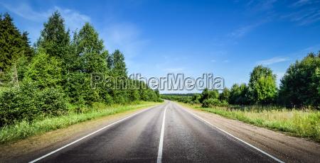 road way forward direction