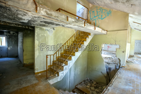 escalera arquitectura interior pared horizontalmente hotel