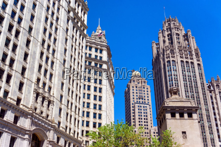 historic chicago skyscrapers