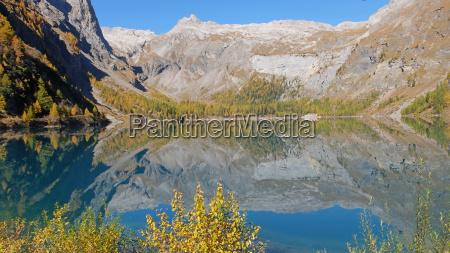 lac de tzeuzier