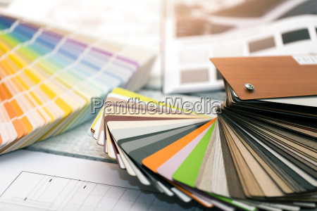 interior design paint color and