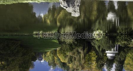 the mountain park in kassel in