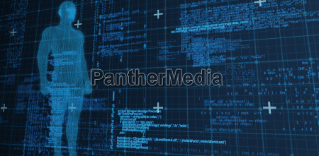 composite image of digital composite image