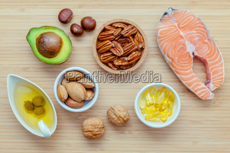 selection food sources of omega 3