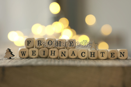 german merry christmas background