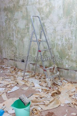peel off wallpaper