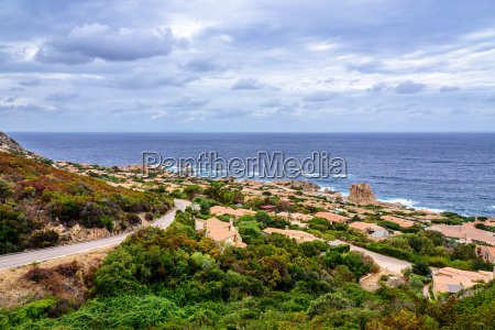 costa paradiso holiday village house sardinia