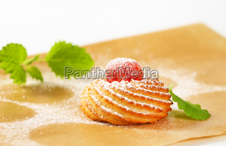 traditional sicilian almond cookie