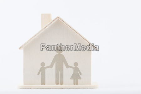 family diversity single father with children