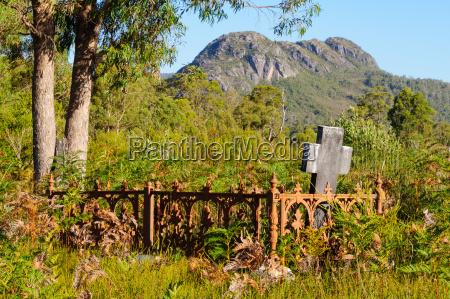 pioneer cemetery tullah