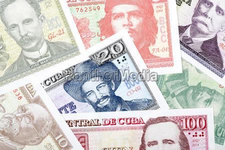 cuban money a background