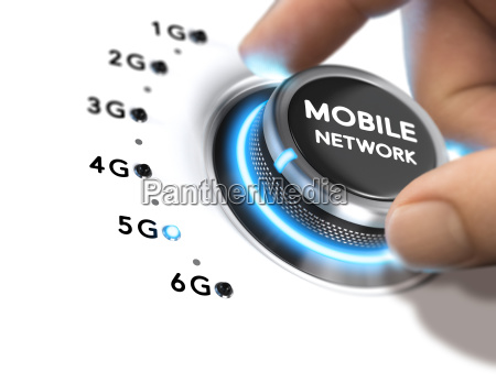 5th, generation, mobile, network, , 5g, wireless - 23454685