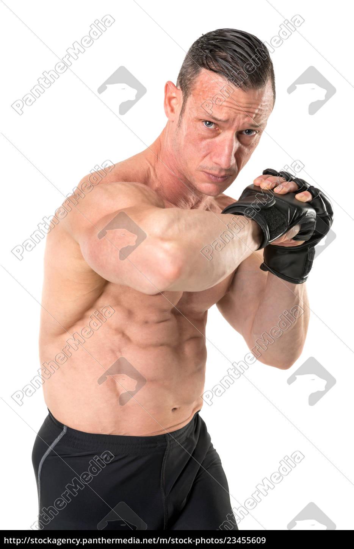mma, athlete - 23455609