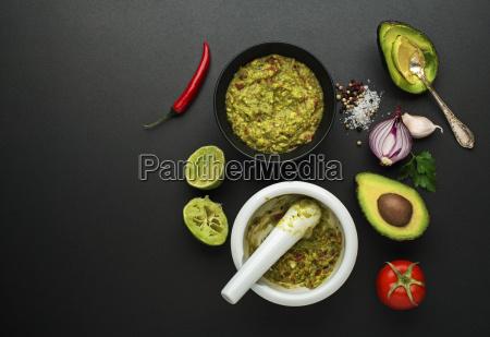 guacamole, sauce - 23467486