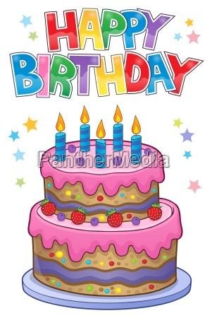 happy birthday thematics image 1