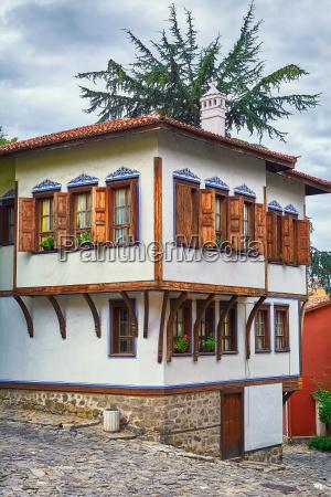 houses of plovdiv