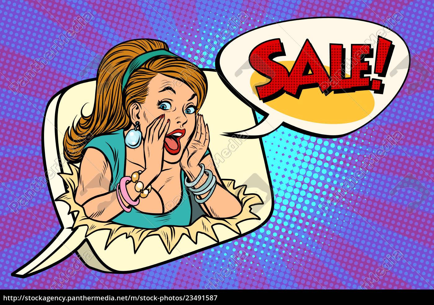 sales, woman, breakthrough, paper, background, message - 23491587