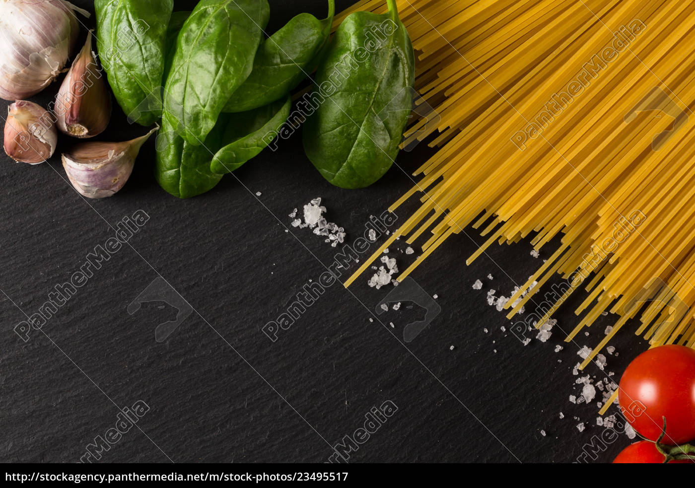 culinary, background, for, pasta, , tomato, , herbs - 23495517