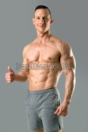 man, with, perfect, body - 23520364
