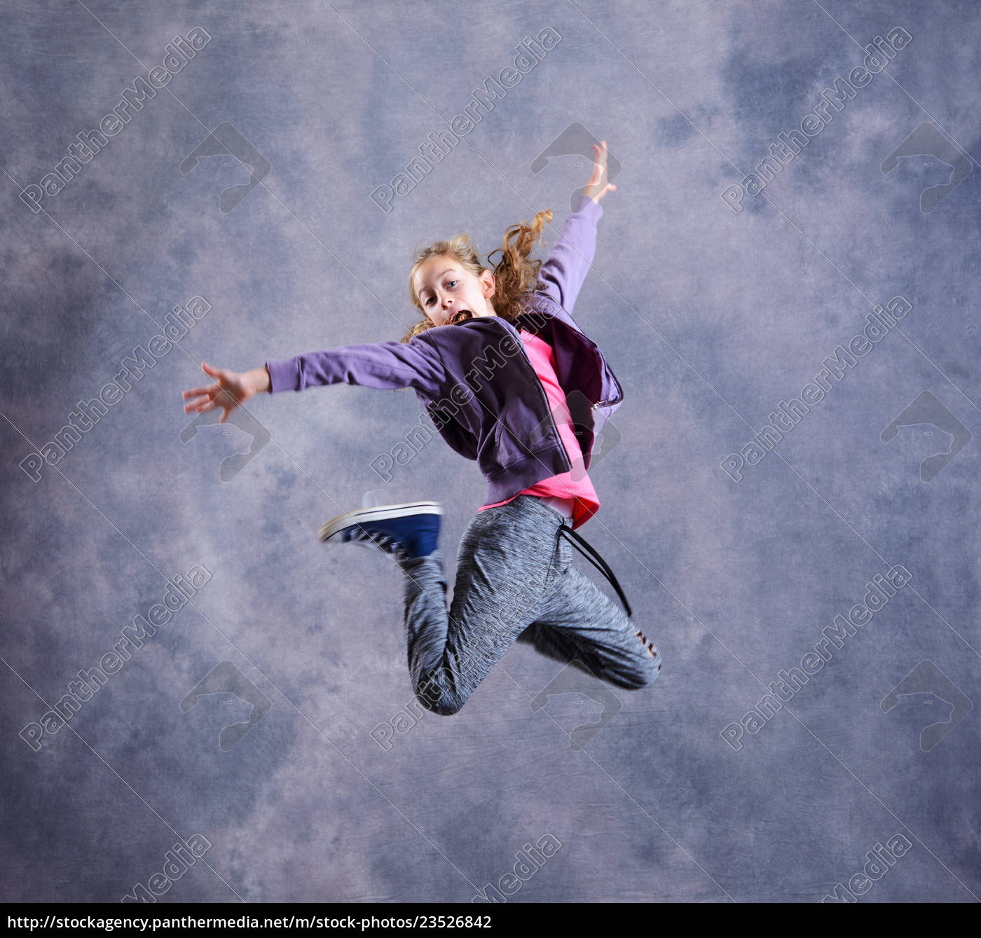 blond, girl, dancing, and, jumping - 23526842