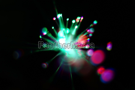 light explosion background