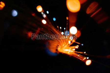 light explosion background