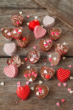 homemade, confectionery, with, sugar, sprinkles - 23543012