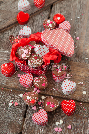 homemade, confectionery, with, sugar, sprinkles - 23543020