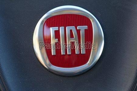 fiat car logo